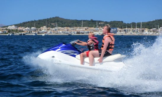 Jetski For Rent In Alcúdia Without Licence
