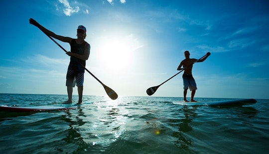 Stand Up Paddle For Rent In Alcúdia