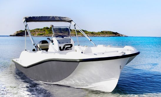 Easyboat Rent Witout Licence In Pollensa