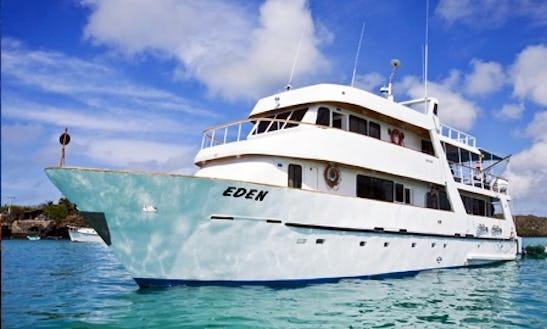 Eden Yacht Cruise To Islas Galápagos