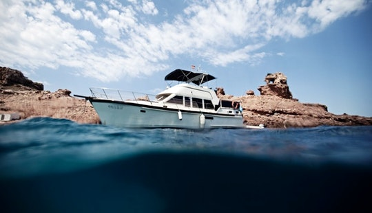 Exclusive Private Cruise Charter In Menroca