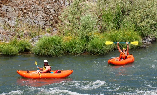 Kayak Rental In Gold Hill, Oregon