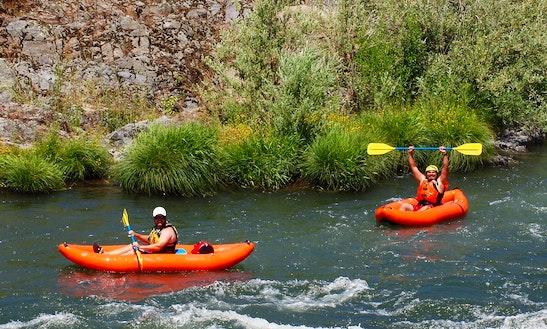 Kayak Rental In Gold Hill, Oregon