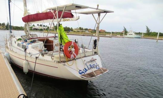 40' Cheoy Lee Sailing Yacht In Cayman Islands