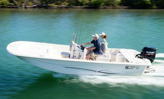 Saltwater Fishing Charter With Captain Mike In Georgetown, South Carolina