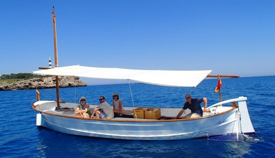 Captained Exclusive Boat Tours In Portocolom, Spain
