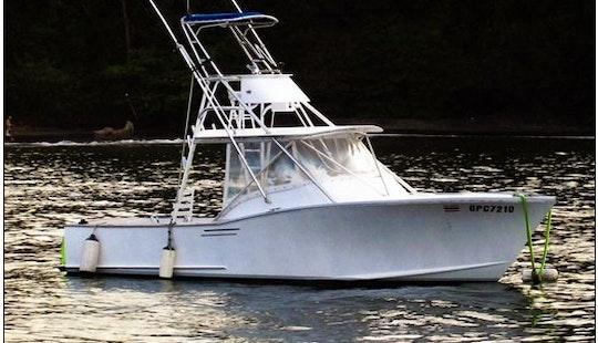 Charter Sport Fisherman ''navigator'' In Nicoya