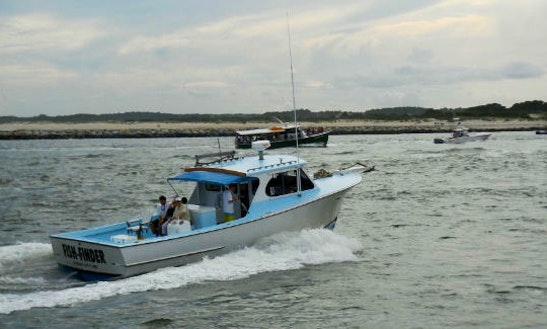40' Sport Fisherman In Ocean City, Maryland United States