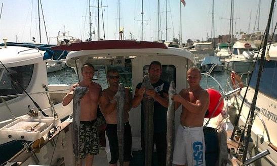 Manilva Charter Fishing