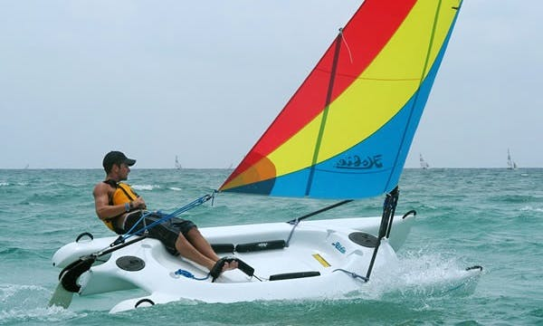 12ft Hobie Bravo Boat Rental in Chatham, Massachusetts