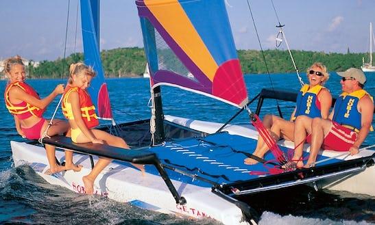 16ft Hobie Boat Rental In Chatham, Massachusetts