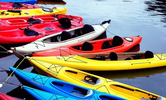Kayak Rentals In Chatham
