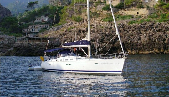 Luxury Sailing  Charter ''open Sea'' In València