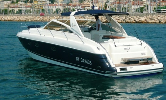 Cuddy Cabin ''princess V42'' Charter In Spain