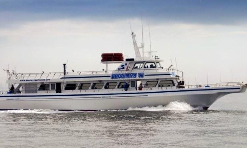 Brooklyn fishing charter getmyboat for Fishing boats nyc