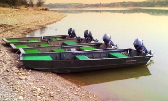 Hire A Boat For Your Fishing Trip In Caspe, Spain