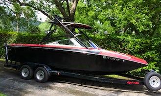 Enjoy Austin, Texas On 22' Tige Z2 Wakeboard Boat