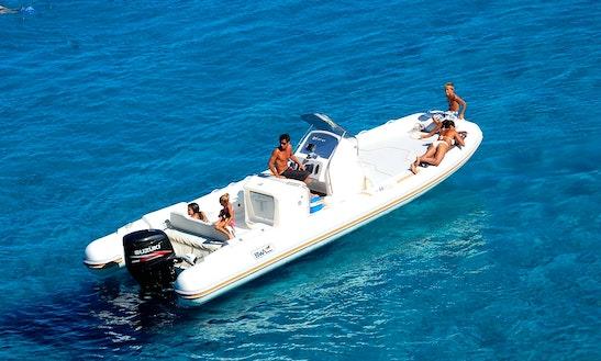 Blu E Blu Boat Rental
