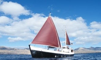 70' Fish Kutter Yacht In Namibia