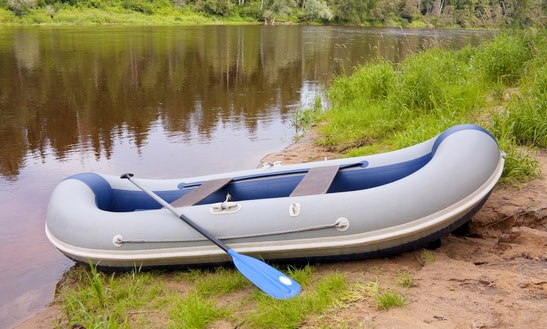 Rent Inflatable Canoes In Bryson City