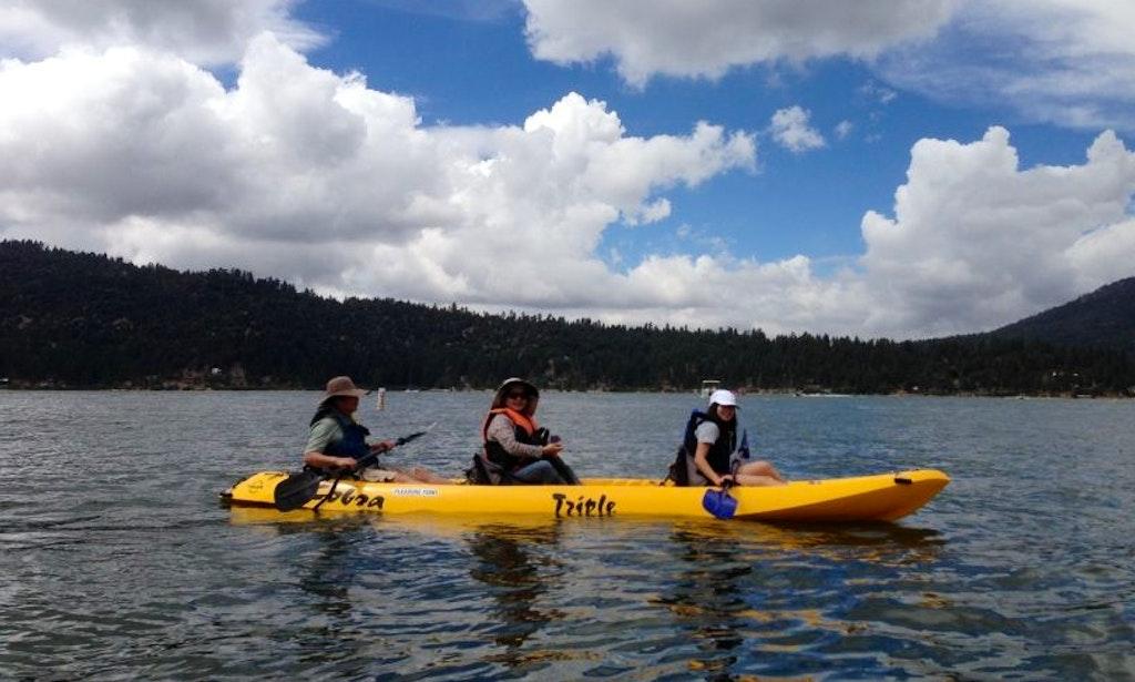 Triple Kayak Rentals In Bradenton