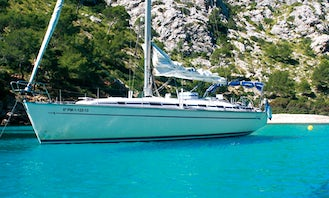 Charter a Bavaria 49 Sailing Yacht for 11 Persons in Portocolom, Spain