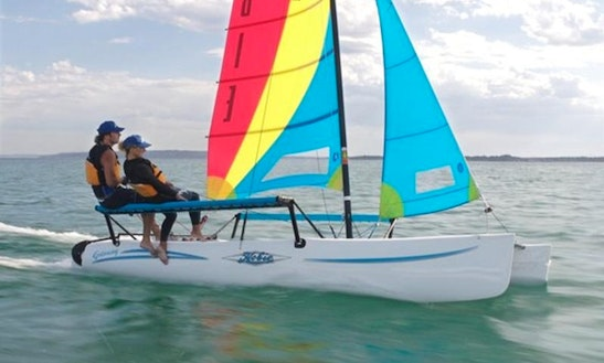 Hobie Cat Getaway Rental In Fort Lauderdale