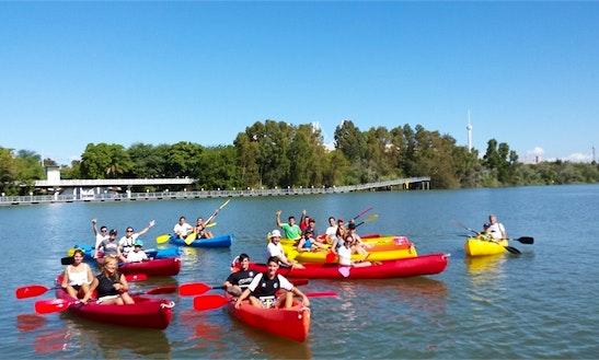 2-hour Kayak Tour In Sevilla