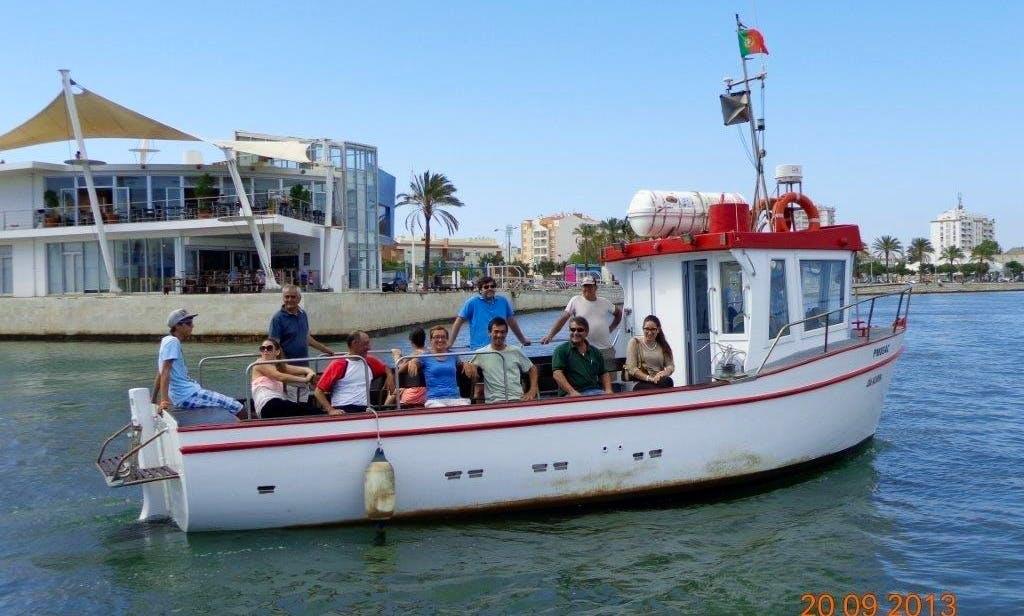 TrawlerBoat Rental in Portimão