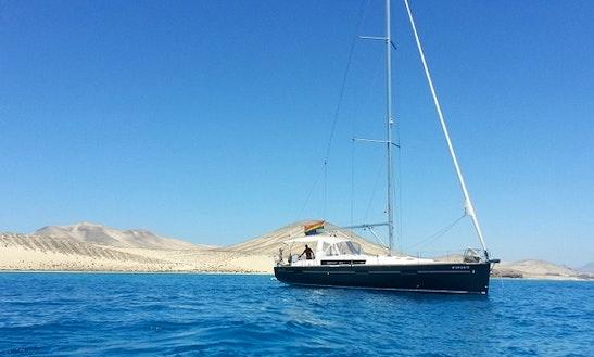 46' Cruising Monohull Charter In Mogan, Spain