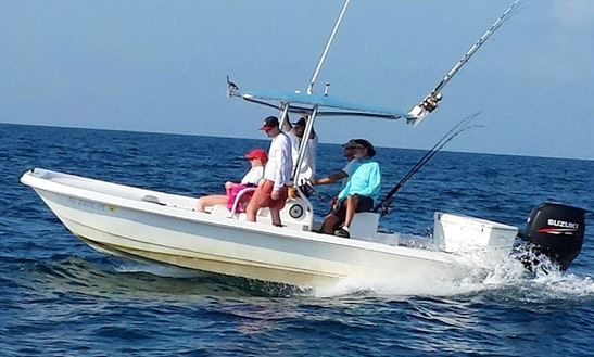 Fishing Charter In Eastpoint