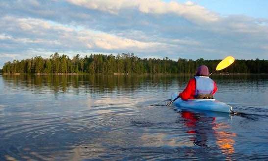 Therapeutic Guided Kayak Tours In Keyport