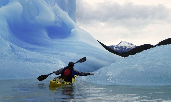 Kayak Rental In Puerto Natales, Chile