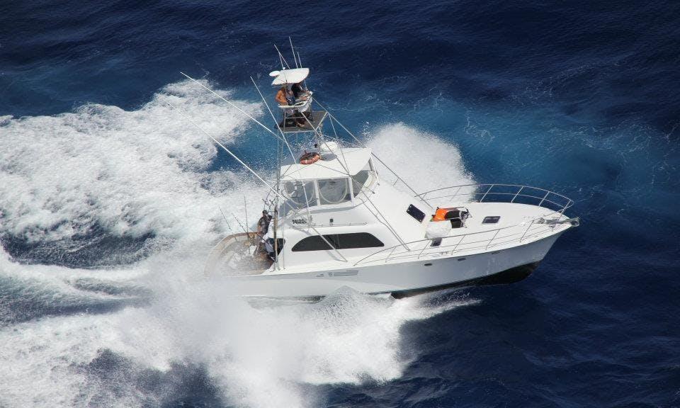 44' Gamefish Boat In Australia