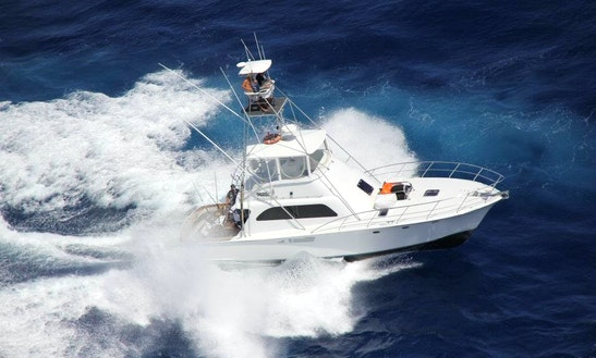 44' Gamefish Boat In Australia