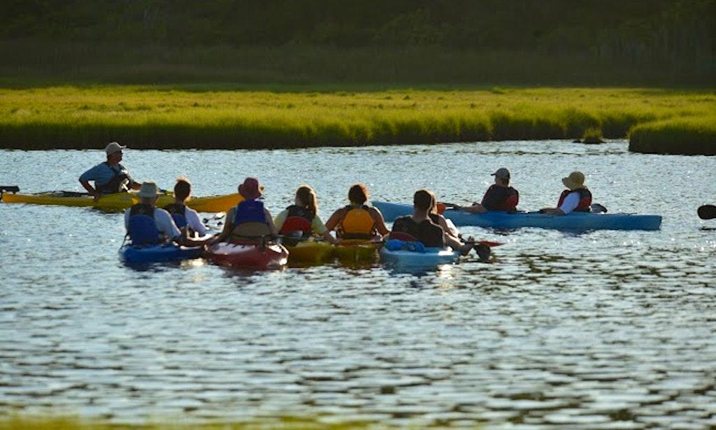 Kayak Center Of Rhode Island
