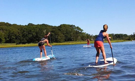 Stand Paddle Board Rental In Narragansett