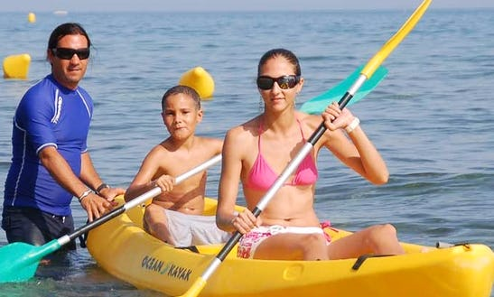 2 Person Kayak Rental In Spain