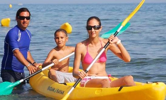 2-person Kayak Rental In Spain
