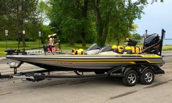 23' Skeeter Fx Bass Boat In Plattsburgh