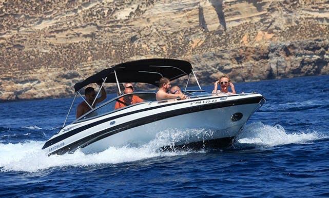 Sport Boat Crownline 202 in Spain