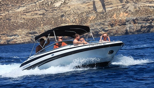 Sport Boat Crownline 202 In Spain