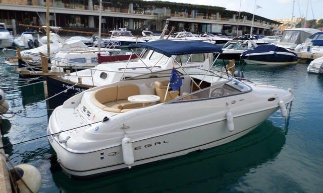 "Luxurious  ""Regal 2350 LSC Cuddy Cabin"" Charter in Spain"