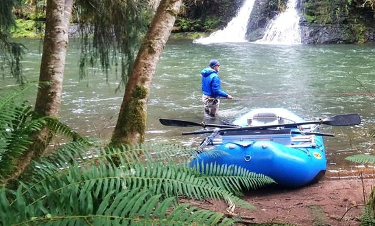 Float Trip And Guided Fishing Service In Oregon