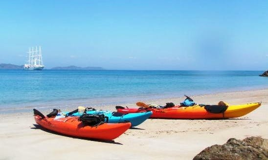 Kayak Rental In Puntarenas