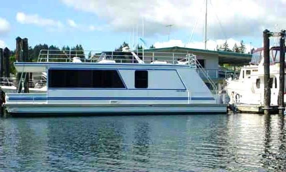 Houseboating In Gig Harbor