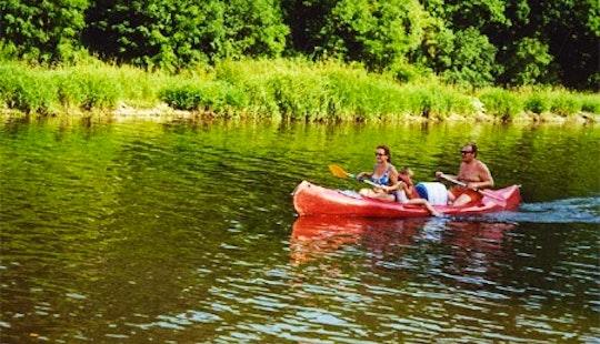 Canoe Rental In Bouillon