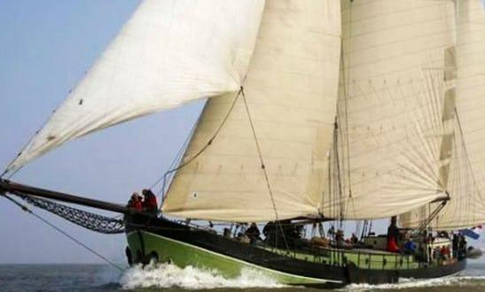 'lounge Klipper' Sailing Mega Yacht Charter In Amsterdam, Netherlands