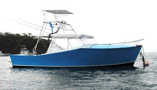 La Chila-g Fishing Charter In Coco