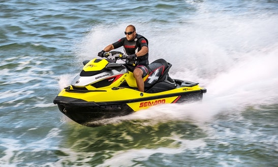 Personal Watercraft ''sea-doo Gtr 215'' Charter In Spain